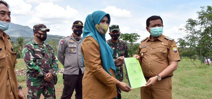 Bupati Sumedang Pusat Pemerintahan Kecamatan Cisarua akan Mempermudah Pelayanan Kepada Masyarakat
