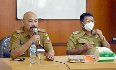 Dinsos P3A Berperan Jadi Pionir dan Role Model Penerapan SAKIP Kabupaten Sumedang 1