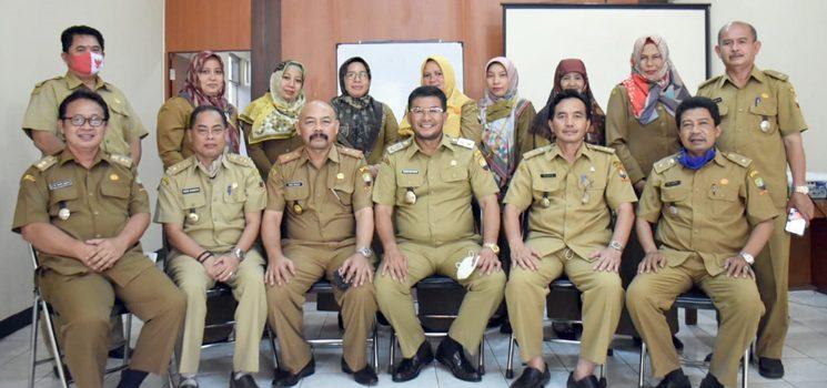 Dinsos P3A Berperan Jadi Pionir dan Role Model Penerapan SAKIP Kabupaten Sumedang 2