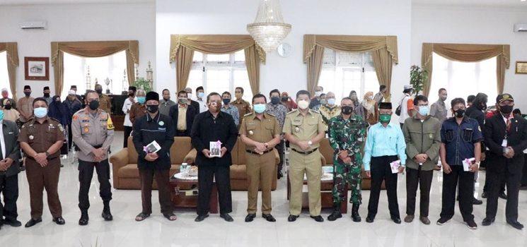 Dony Erwan Pimpin Rakor Forkopimda Kabupaten Sumedang