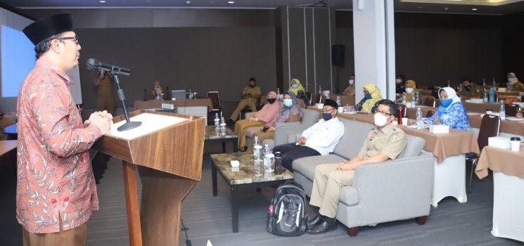 H Achmad Fahmi Buka Pelatihan Bagi Pengurus UKS