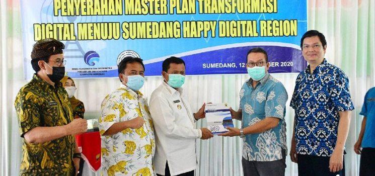Kabupaten Sumedang Menuju Happy Digital Region