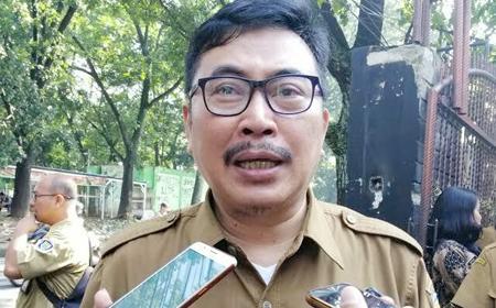 Kadisdik Kota Bandung Hikmat Ginanjar