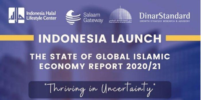 Launching State of Islamic Economy Report 2020 202
