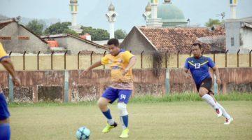 Pasukan Erwan Berhasil Imbangi Tim Polres Sumedang 1