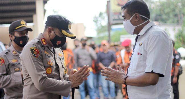 Penekanan Kinerja Kepolisian Kapolres Sumedang Terus Blusukan ke Mapolsek Jajaran