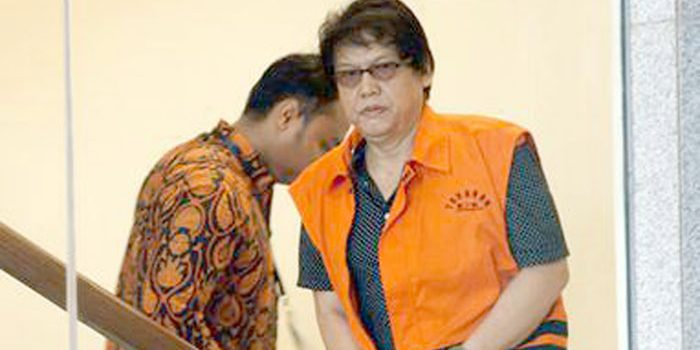 Terdakwa rasuah RTH Kota Bandung 2012 2013 Herry Nurhayat0