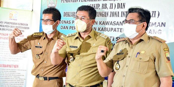 Wabup Sumedang Ingatkan SKPD Jaga 4 Aspek Keamanan dalam Menjalankan Tugas