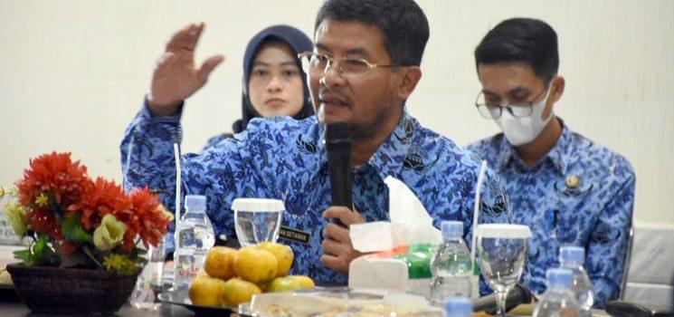 Wakil Bupati Sumedang Berikan Arahan untuk Peningkatan Kinerja ASN Dalam Rangka Penguatan SAKIP