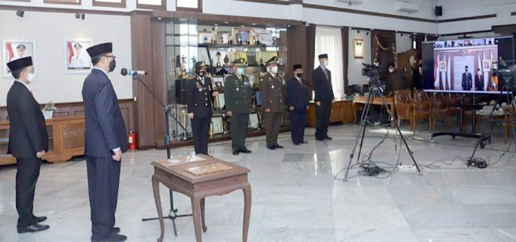 Walikota Sukabumi Dahulu Pahlawan Merebut Kemerdekaan Saat Ini Mempertahankan NKRI Menghadapi Covid 19