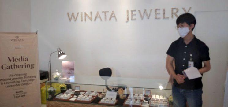 Winata Jewelry Kini Hadir di Kota Bandung 1