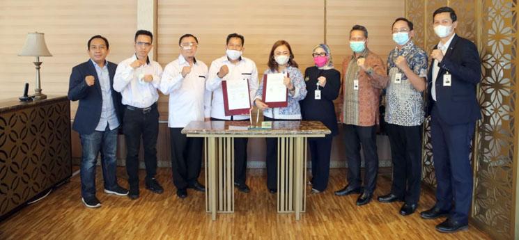 bank bjb Sepakati Kerja Sama dengan Pengembang Indonesia 2