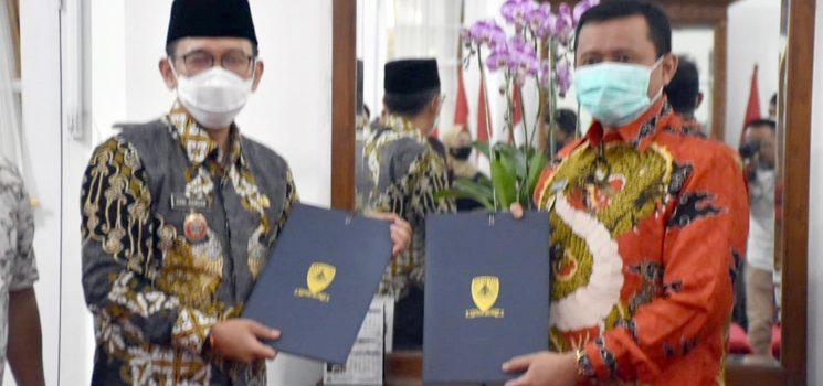 e Office dan e Sakip Sumedang akan Dicontoh Kabupaten Pangandaran