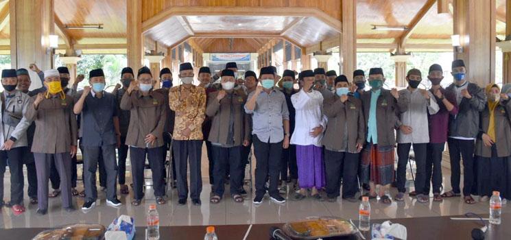 231 Santri Utusan Wilayah se Kabupaten Sumedang akan Mengikuti Pelatihan Sadesha di Bandung