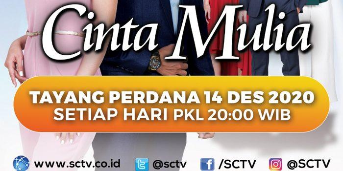 Cinta Mulia Siap Perkuat Jam Tayang SCTV Copy