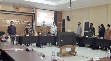 DPRD Siap Mendukung KPU dalam Menyukseskan Pilkada Sumedang 2022