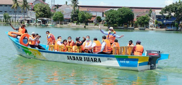 Kolaborasi bank bjb Situ Rawa Besar Jadi Ikon Pariwisata Baru di Kota Depok 1