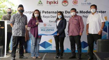 Kolaborasi bank bjb Wujudkan Korporatisasi Peternak Domba Garut 2
