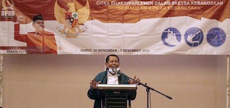 Memo Hermawan Dunia Mengakui Indonesia Kokoh Karena Punya Pancasila