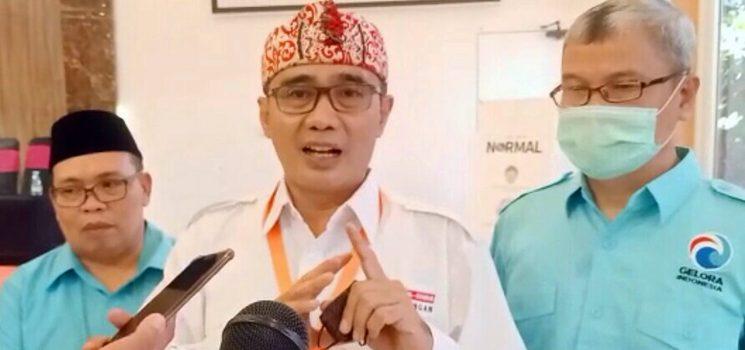 Nia Usaman Tetap Optimistis Menangi Pilkada Kabupaten Bandung 2020