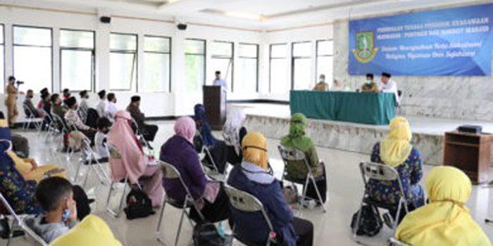 Pemkot Sukabumi Bina Tenaga Pendidik untuk Bekerjasama Dalam Penanggulangan Covid 19