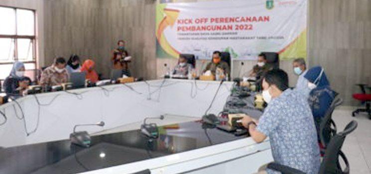 Pemkot Sukabumi Harus Tuntaskan Semua Program Unggulan dan Prioritas di Tahun 2022