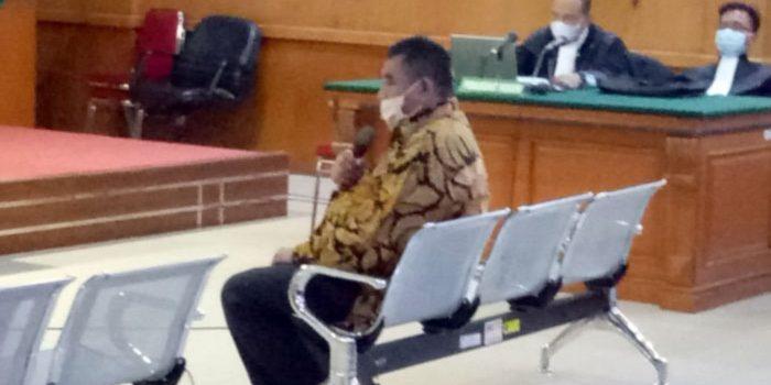 Rasuah RTH Kota Bandung Jaksa KPK Minta Hakim Tolak Eksepsi Dadang Suganda 1