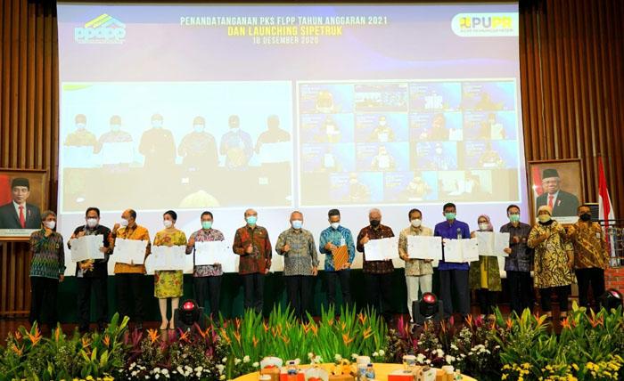 Sukseskan Program Sejuta Rumah bank bjb Siap Kembali Lampaui Target KPR FLPP 2