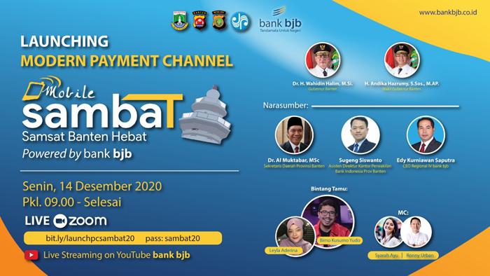 bank bjb Perluas Channel Pembayaran Samsat Online Banten 2