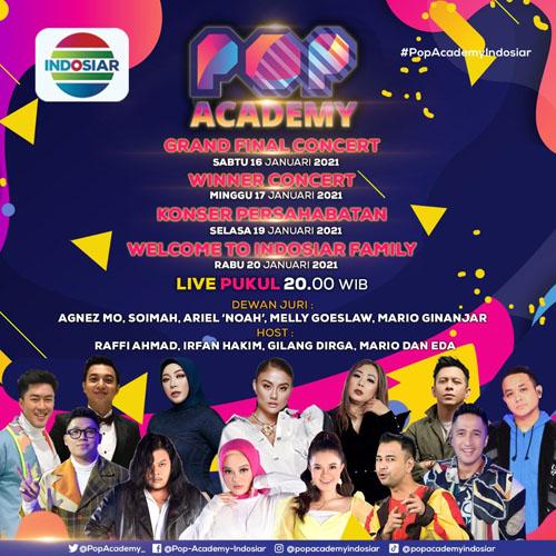 2 Grand Finalis Berebut Jadi Superstar Pop Academy Copy