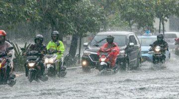 BMKG Jabar Menyebutkan Potensi Hujan di Kabupaten Sumedang Masih Cukup Tinggi