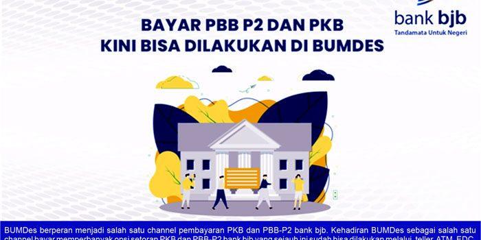 Bayar Pajak di Desa Bersama bank bjb