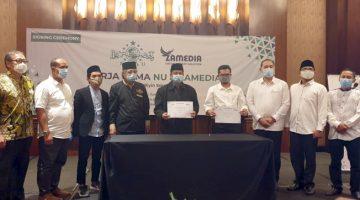 Bersama Zamedia Nahdlatul Ulama Lahirkan Nahdlyin Smartbox 1