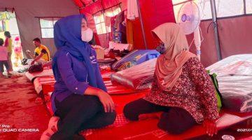 DPRD Sumedang Dorong Pemkab Terus Optimalkan Penanganan Korban Bencana di Tempat Pengungsian