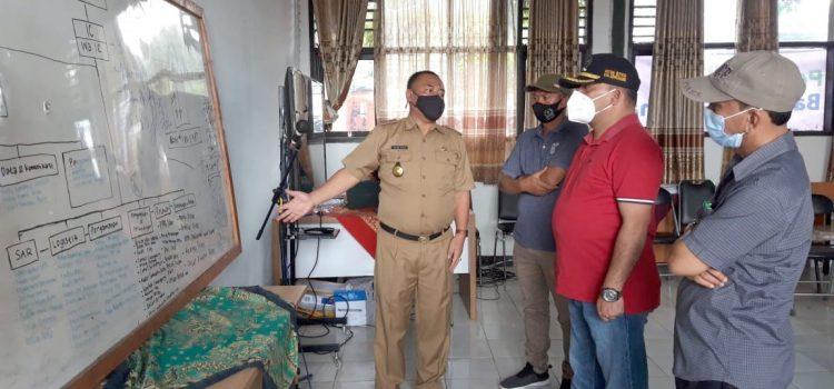 DPRD Sumedang Tinjau Lokasi Bencana Alam Longsor di Kampung Bojongkondang