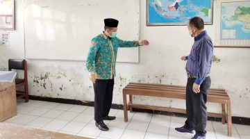 Dinas P dan K Kota Sukabumi Pastikan Aktifitas Sekolah Berjalan Lancar Dimasa AKB