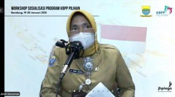 Dinkes Kota Bandung Sosialisasikan KBPP untuk Tekan Angka Kematian Ibu dan Bayi