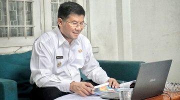 Erwan Jelaskan Implementasi Reformasi Birokrasi di Kabupaten Sumedang Kepada 226 CPNS