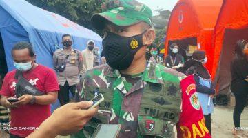 Gugurnya Danramil 1014 Cimanggung Menimbulkan Duka Mendalam Dikalangan Korps TNI