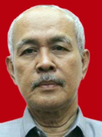 Hakim Pengadilan Tinggi PT Bandung Sir Djohan SH MH