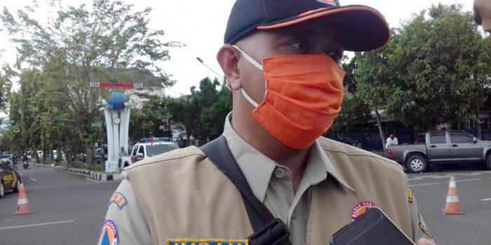 Imran Wardhani Selama 2020 di Kota Sukabumi Terjadi 199 kejadian Bencana