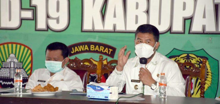 Kasus Positif Masih Tinggi Kabupaten Sumedang Siap Laksanakan PPKM Pada 11 25 Januari 2021