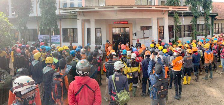 Operasi SAR Hari Keempat Bencana Longsor Cimanggung Sumedang Fokus Pencarian 24 Orang Masih Tertimbun