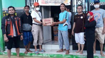 POS INDONESIA Salurkan Bantuan untuk Korban Bencan
