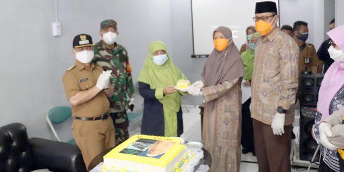 Pandemi Covid 19 Walikota Sukabumi Berharap RSUD Al Mulk Berikan Pelayanan Terbaik Kepada Warga