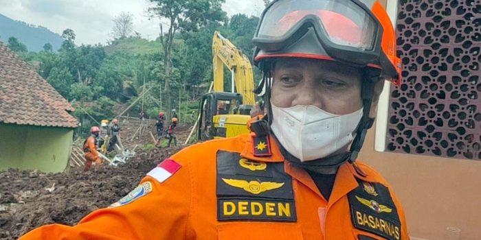 Pergerakan Tanah Sering Terjadi Basarnas Kantor SAR Bandung Alami Kesulitan Dalam Pencarian Korban Longsor