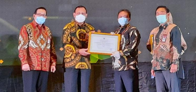 Terapkan Sistem Merit dalam Manajemen ASN Sumedang Raih Penghargaan dari KASN