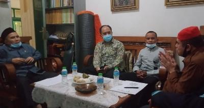 Tim Lomba Website Masjid Pusdai Kunjungi Ikomah UI