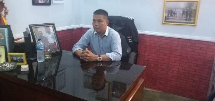 Abdul Azis Ketua GARDA DPP Manggala Garuda Putih