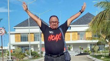 Abu Bakar Yarbo Penasihat SMSI Jawa Timur Berpulang